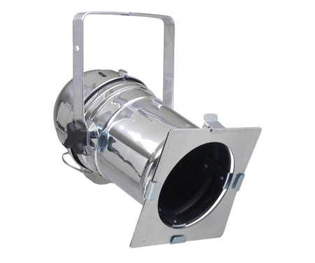 PAR-64 PARCAN - Silver